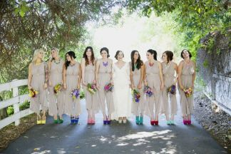 40 Jumpsuits Look for Bridemaids Ideas 7