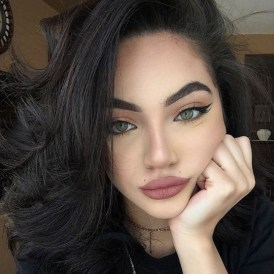 40 Simple Winged Eyeliner You Should to Copy 18