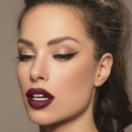 40 Simple Winged Eyeliner You Should to Copy 35