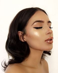 40 Simple Winged Eyeliner You Should to Copy 41