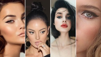 40 Simple Winged Eyeliner You Should to Copy
