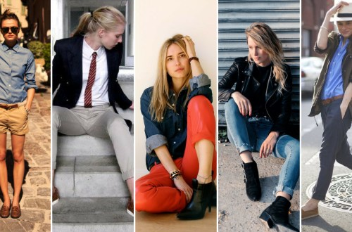 40 Stylish Boyish Look You Need to Copy