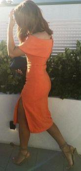 40 Stylish Orange Outfits Ideas 27