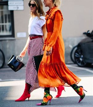 40 Stylish Orange Outfits Ideas 28