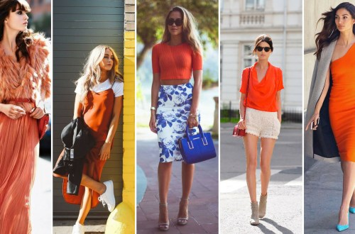 40 Stylish Orange Outfits Ideas