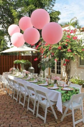 40 Summer Party Decoration Ideas 13