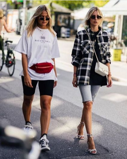 40 Ways to Wear Trendy Fanny Packs for Summer Ideas 24