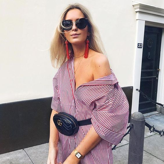40 Ways to Wear Trendy Fanny Packs for Summer Ideas 7