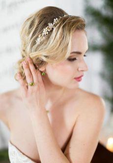40 Wedding Hairstyles for Blonde Brides Ideas 29