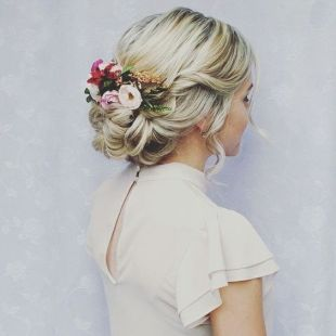 40 Wedding Hairstyles for Blonde Brides Ideas 37