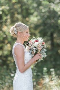 40 Wedding Hairstyles for Blonde Brides Ideas 40