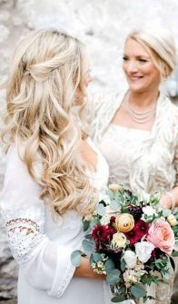 40 Wedding Hairstyles for Blonde Brides Ideas 8