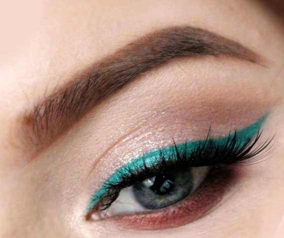 50 Blue Eyes Makeup You Need to Copy Ideas 11