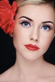 50 Blue Eyes Makeup You Need to Copy Ideas 35