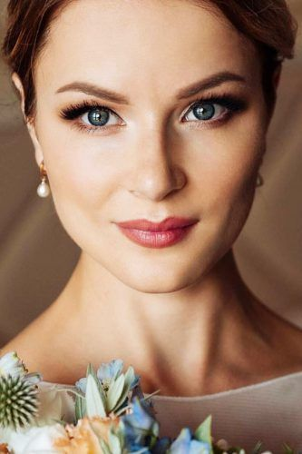 50 Blue Eyes Makeup You Need to Copy Ideas 37