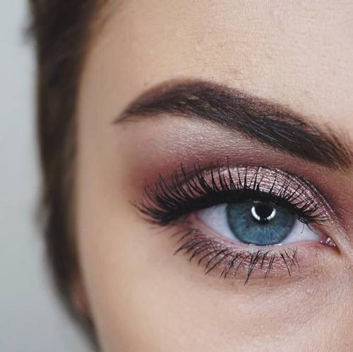 50 Blue Eyes Makeup You Need to Copy Ideas 54