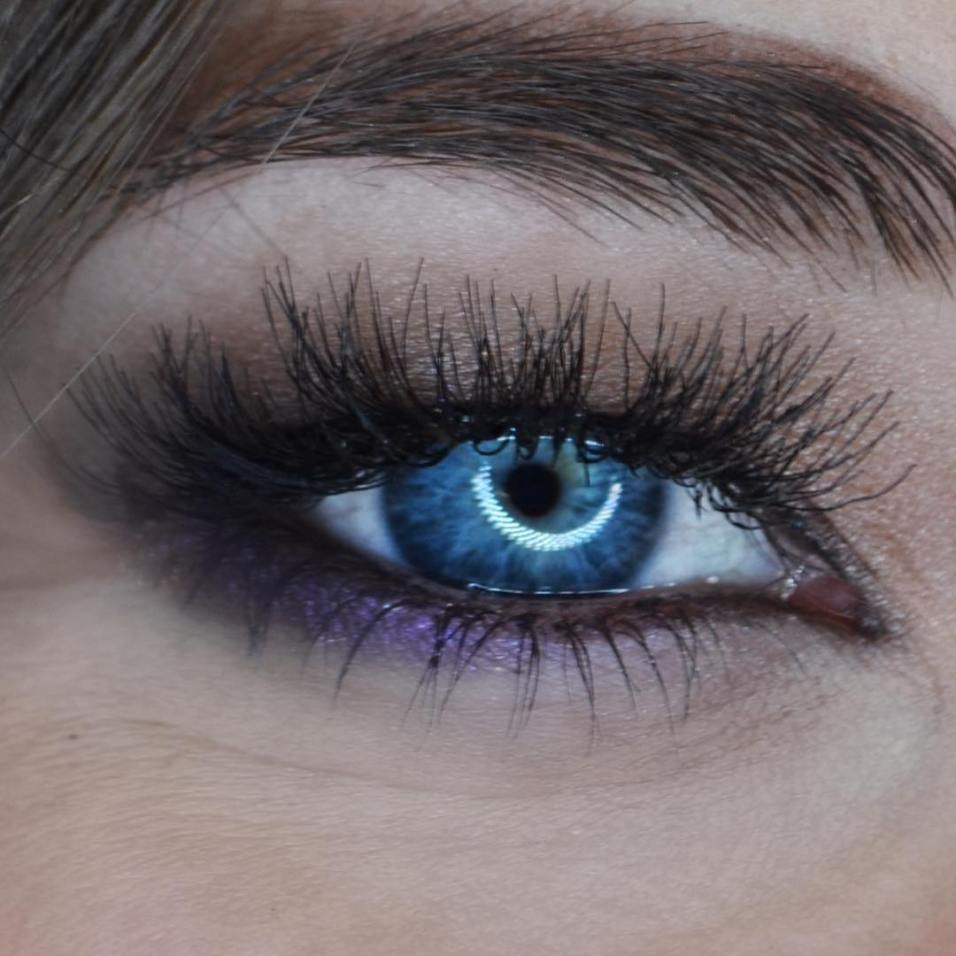 50 Blue Eyes Makeup You Need to Copy Ideas 56