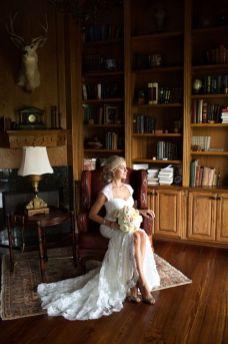 50 Bridal Dresses with Perfect Split Ideas 10 2