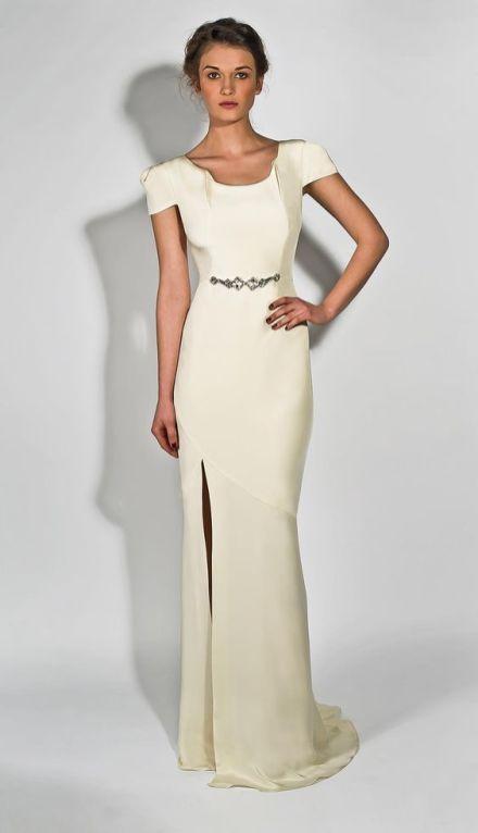 50 Bridal Dresses with Perfect Split Ideas 11 1
