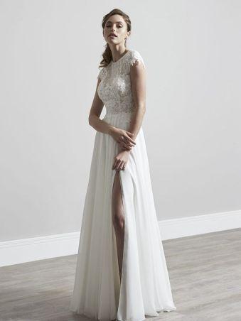 50 Bridal Dresses with Perfect Split Ideas 50 1