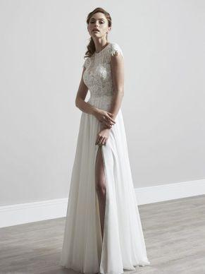 50 Bridal Dresses with Perfect Split Ideas 50