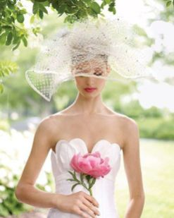 50 Bridal Hats You Will Love Ideas 20