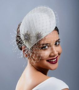 50 Bridal Hats You Will Love Ideas 22