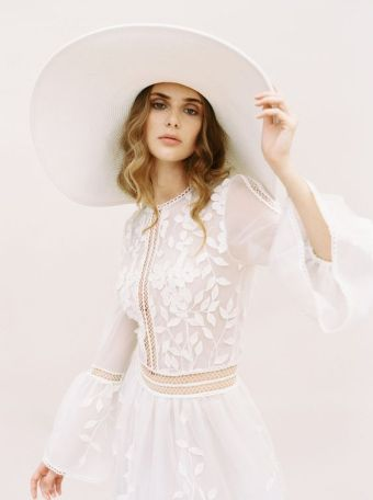 50 Bridal Hats You Will Love Ideas 3