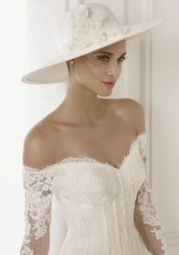 50 Bridal Hats You Will Love Ideas 35