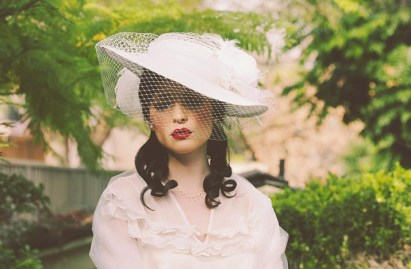 50 Bridal Hats You Will Love Ideas 39