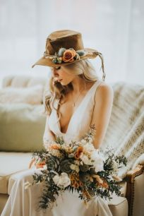 50 Bridal Hats You Will Love Ideas 48