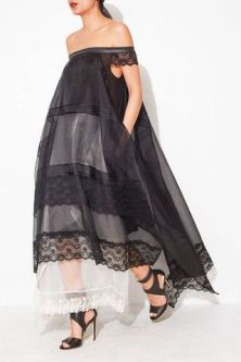 50 Organza Outfits You Should to Try Ideas 31