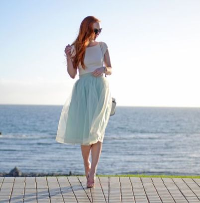 50 Organza Outfits You Should to Try Ideas 33