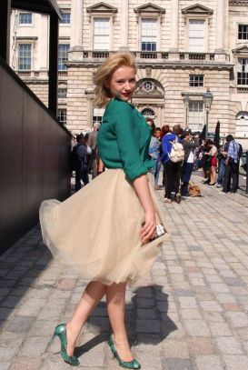 50 Organza Outfits You Should to Try Ideas 34