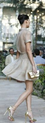 50 Organza Outfits You Should to Try Ideas 35