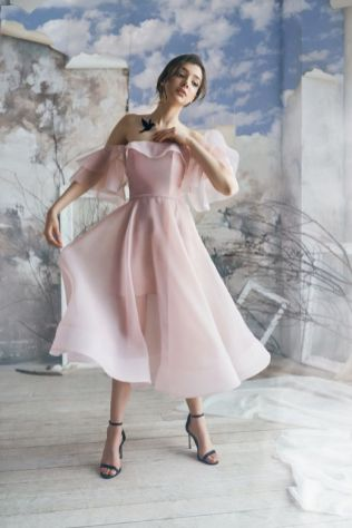 50 Organza Outfits You Should to Try Ideas 6