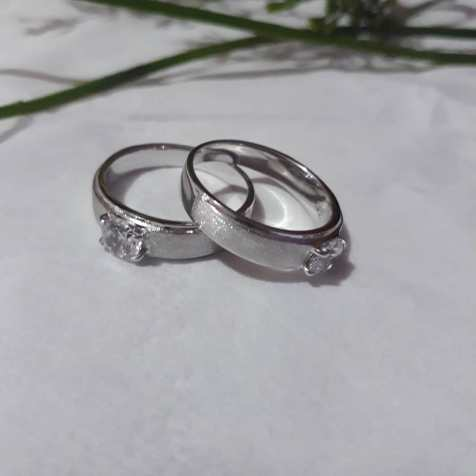 50 Simple Wedding Rings Design Ideas 18