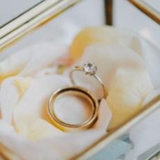 50 Simple Wedding Rings Design Ideas 23