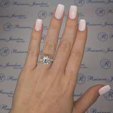 50 Simple Wedding Rings Design Ideas 24