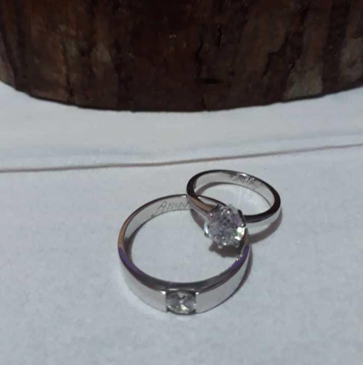 50 Simple Wedding Rings Design Ideas 25