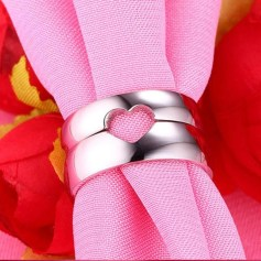 50 Simple Wedding Rings Design Ideas 27