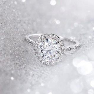 50 Simple Wedding Rings Design Ideas 33