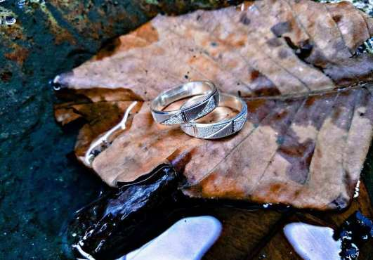 50 Simple Wedding Rings Design Ideas 36