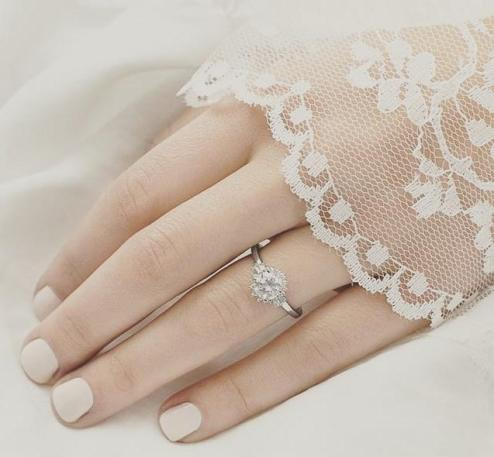 50 Simple Wedding Rings Design Ideas 37
