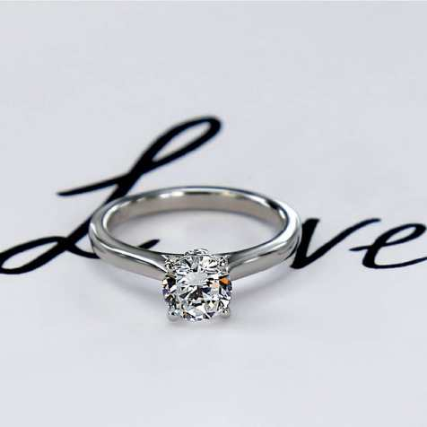 50 Simple Wedding Rings Design Ideas 45