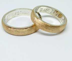 50 Simple Wedding Rings Design Ideas 54