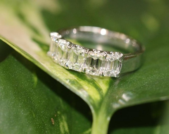 50 Simple Wedding Rings Design Ideas 55
