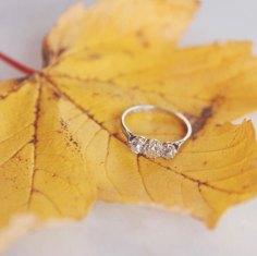 50 Simple Wedding Rings Design Ideas 8