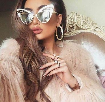 50 Stylish Look Sunglasses Ideas 26