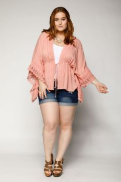 50 Summer Outfits for Plus Size Ideas 18
